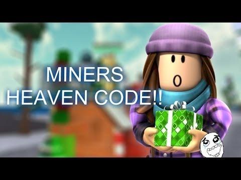 Roblox - Miner Heaven's 8 NEW CODE 2017!