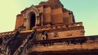 iPhone 8 Plus Cinematic Video | Chiangmai, Thailand