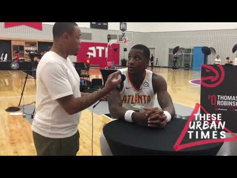 Thomas Robinson Talks His Return To The NBA, HipHop Music, His Favorite Sneakers & More
