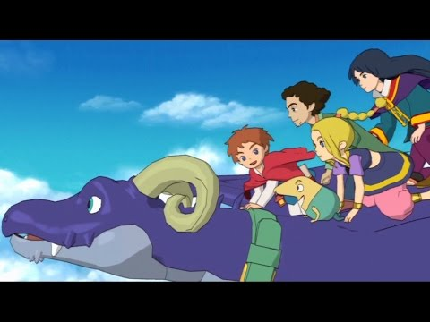 Ni No Kuni: Wrath Of The White Witch - The End [91]