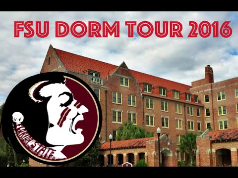 FSU Dorm Tour 2016