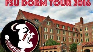 FSU Dorm Tour 2016