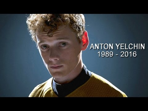 Anton Yelchin Remembered By Star Trek Family