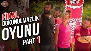 Final Dokunulmazlık Oyunu 1. Part   32. Bölüm   Survivor Türkiye - Yunanistan