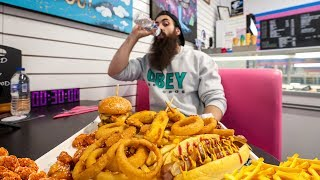 THE 42 PLATTER CHALLENGE | The Chronicles Of Beard Ep.124