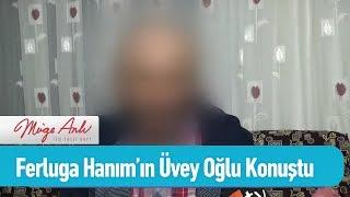 Ferluga Hanım'ın eski eşinin oğlu konuştu - Müge Anlı ile Tatlı Sert 5 Mart 2019