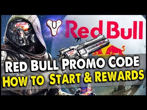Destiny: How to Start New Energy Spike Mission from Red Bull Promo Codes, & the 3 Awesome Rewards!