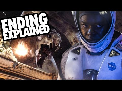 THE CLOVERFIELD PARADOX (2018) Ending + Series Multiverse Explained