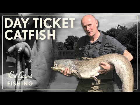 Catfish Fishing : Fishing For Catfish