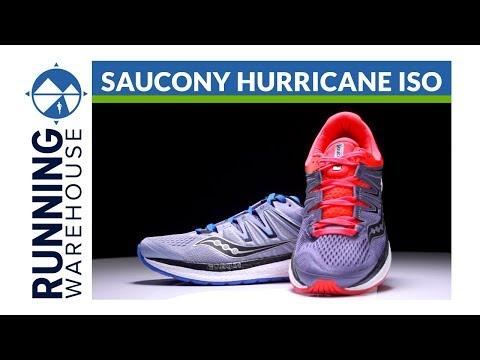 Saucony Hurricane ISO 4