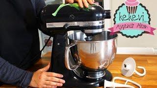 Hamur Yoğurma Makinesi / Mutfak Şefi Hakkında Herşey   Ayşenur Altan