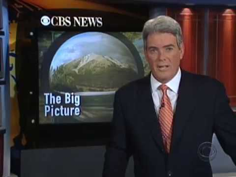 CBS News: Photographer Sees the Big Picture