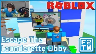 Roblox Escape The Launderette Obby by FatPaps