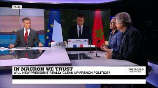 Congressman shooting; In Macron we trust; Rodman the unlikely peacemaker (part 2)