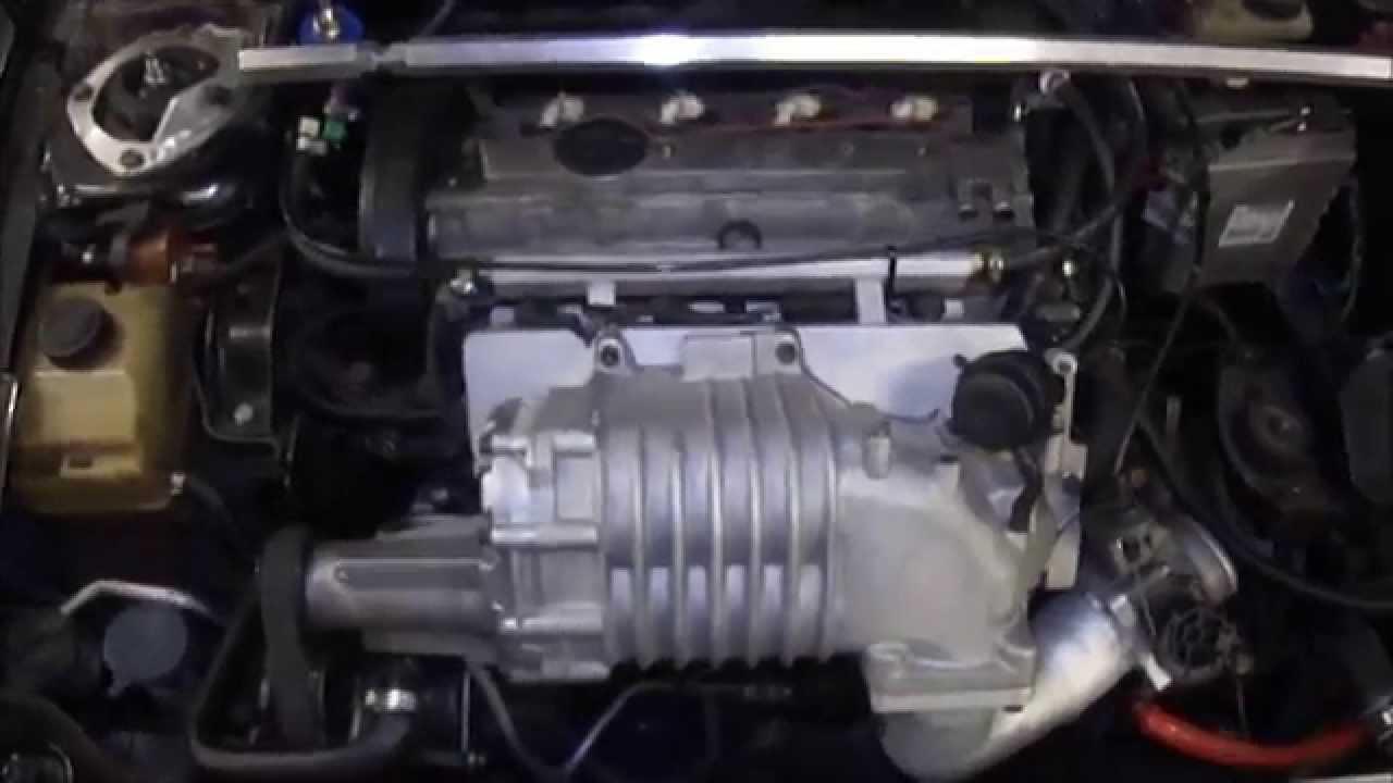 peugeot 306 2.0 16v superchargermvs preparações 1/3 - youtube
