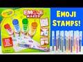 Crayola Emoji Stamper Marker Maker
