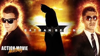 Batman Begins (2005) Review | Action Movie Anatomy