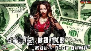 "2014: Sasha Banks - WWE Unused Theme Song - ""Won"