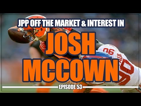 Cowboys Mutual Interest in Josh McCown and Franchise Tag News