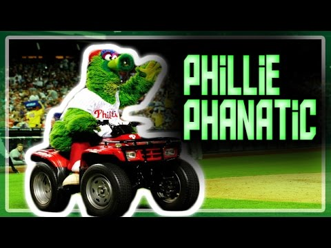 MLB: Funny Phillie Phanatic Moments (HD)