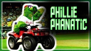 MLB: Funny Phillie Phanatic Moments (HD)