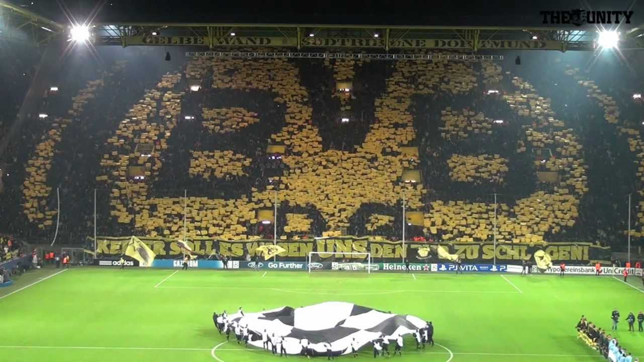 Dortmund is a center for the arts and culture in the east ruhr region of germany and you'll find many ways to enjoy it, including impressive museums like the. Borussia Dortmund - ManCity CHOREO Champions League - YouTube