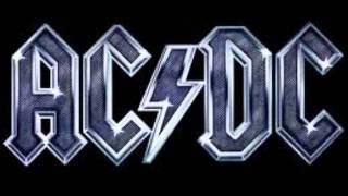 ACDC - For Those About to Rock (We Salute You)