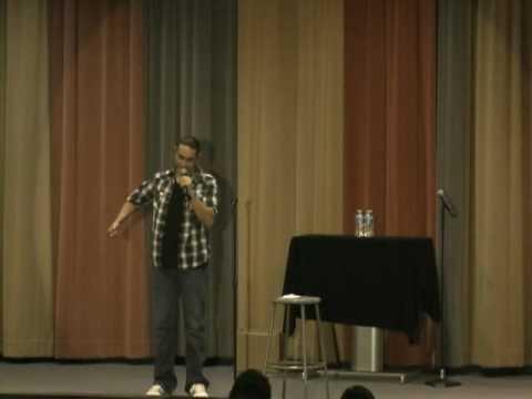 Tatanka Means Comedy at ASU