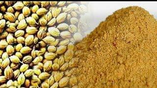 மல்லி தூள் செய்வது எப்படி/தமிழ/Homemade daniya/Malli/coriander Powder.