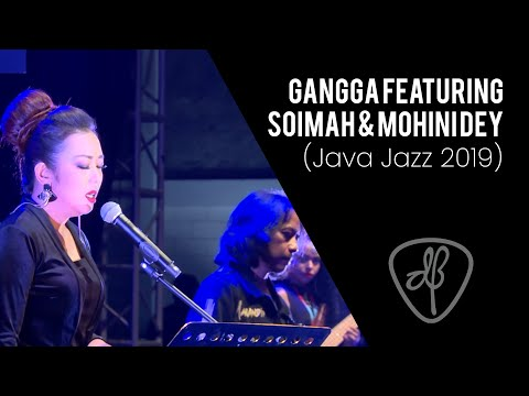 Dewa Budjana -  Gangga, Feat. Soimah & Mohini Dey - (Java Jazz Festival 2019)