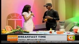 Power Breakfast: Breakfast Fruit Salads