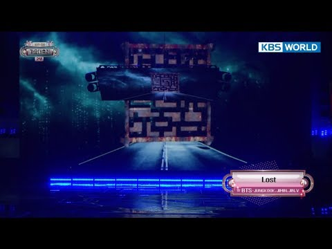 BTS - LOST  / 방탄소년단 - LOST [2017 KBS Song Festival | 2017 KBS가요대축제/2017.12.29]