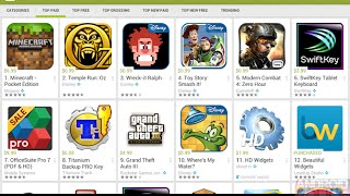 cracked google play store top paid All game app free