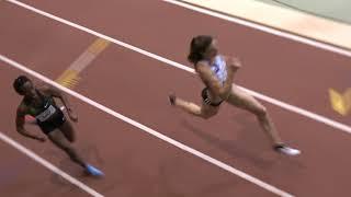Lea Sprunger   400 m   Macolin   2 février 2019