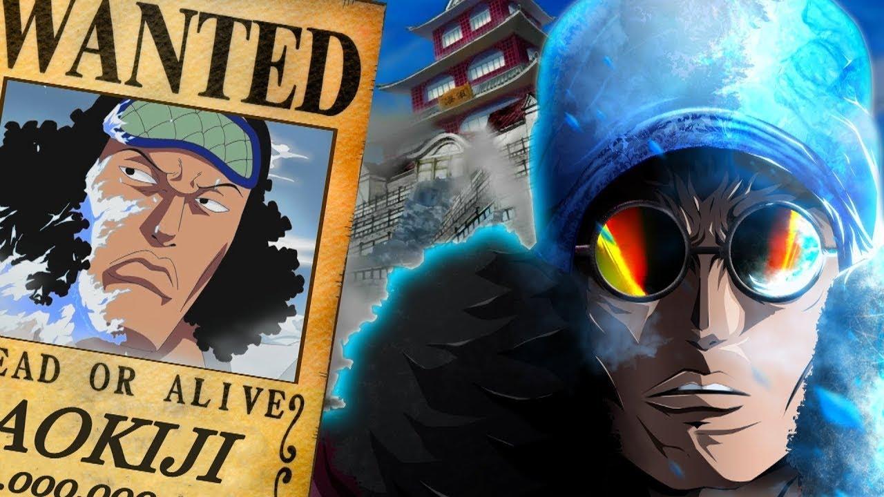 KUZAN AKAN MENGKHIANATI YONKO? INILAH PERAN KUZAN DI MASA DEPAN! - One Piece 990+ (Teori)