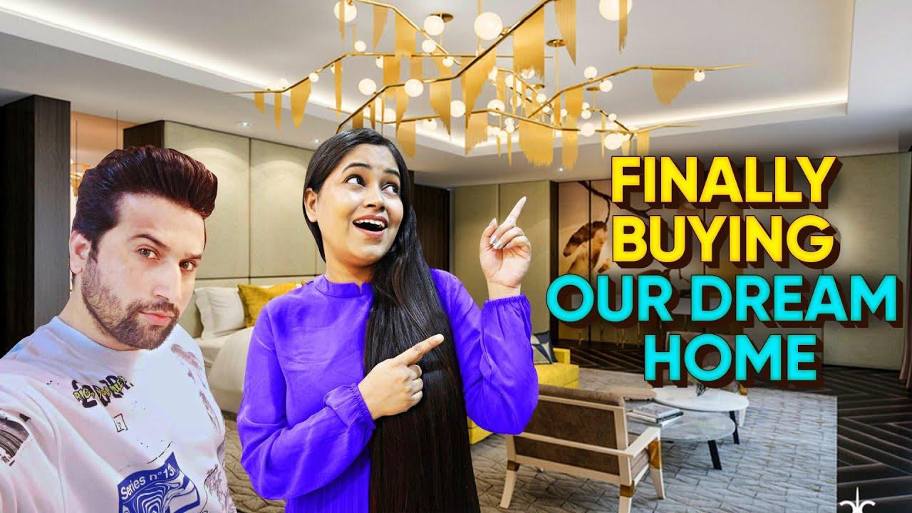 🥰Finally Yeh Wala Luxury Ghar Kharid Rahe Hai Par 🏠Home loan Lena Padega Kyunki Bahut Expensive Hai