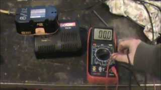 Fixing and Repairing Nicd Batteries that Won't Charge