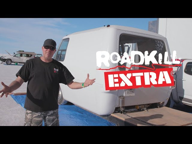 That Freaky Push Truck - Roadkill Extra