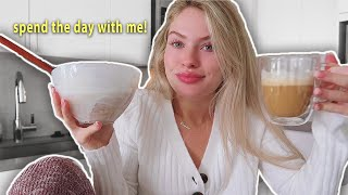spend the day with me!! *shopping, skincare, gym*