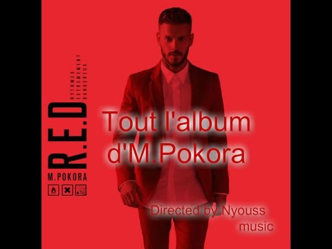 "Album ""R.E.D"" de Matt Pokora"
