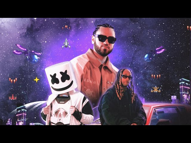 Ali Gatie - Do You Believe with Marshmello &  Ty Dolla $ign (Official Music Video)