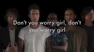Maroon 5 - Coming Back For You - V - (Lyric Video)