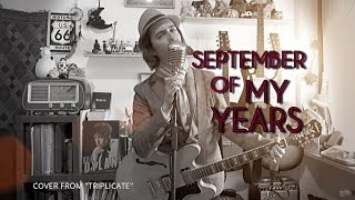 Bob Dylan - September Of My Years (cover from TRIPLICATE)
