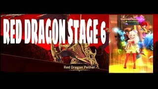 """Dragon Nest M - Ancient Dragon stage 6 """" Red Lotus Inferno """""""