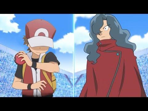 Pokémon Battle USUM: Red Vs Tobias (LEGENDARY Pokémon Face Off!)