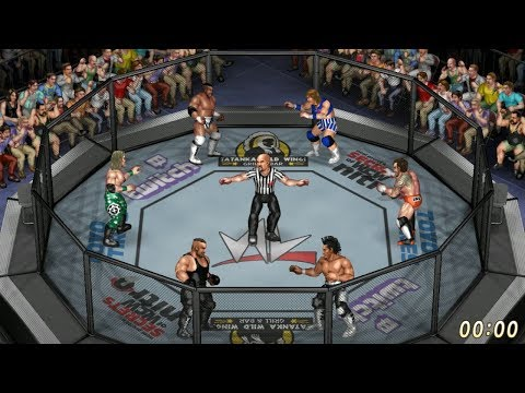 nL Live - BRAWL 4 ALL 4! [Fire Pro Wrestling World]