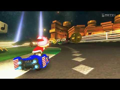 Mario Kart 8 online 40 Hackers alert