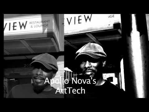 Arttech W Dj Diddle Apollo Nova Art Collective At Lockview