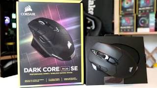 The Best RGB Wireless Gaming Mouse - CORSAIR Dark Core RGB SE