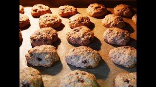 ПРОСТОЙ рецепт ОВСЯНОГО печенья Рецепт ПОСТНОГО овсяного печенья без ЯИЦ Рецепт печенья